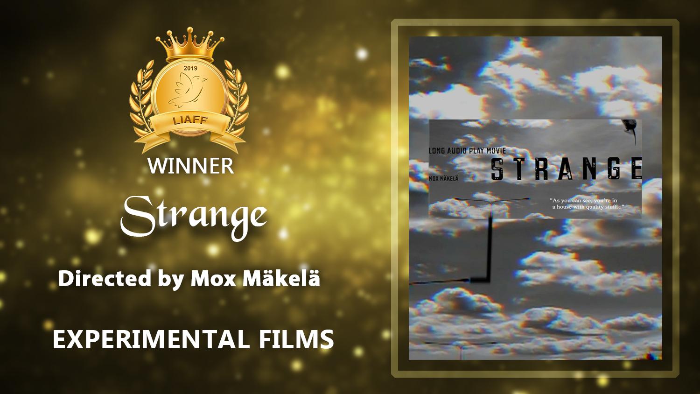 Strange_Experimental film